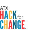 ATX Hack for Change logo