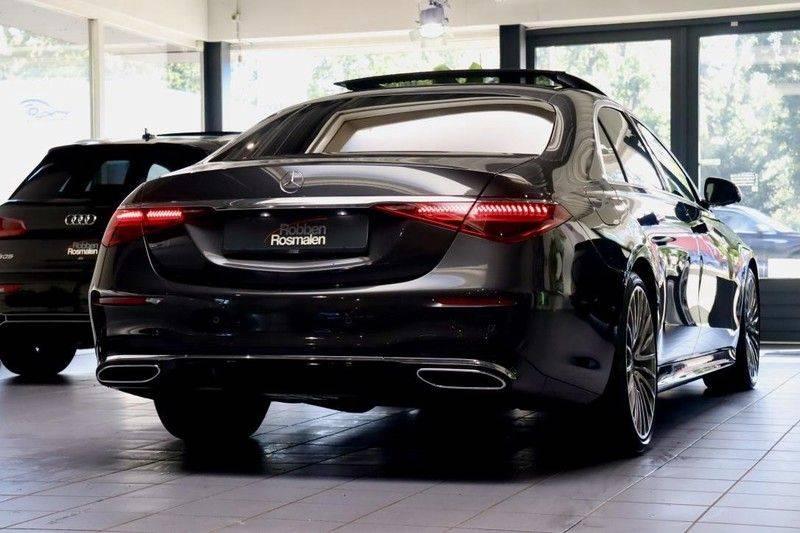 Mercedes-Benz S-Klasse 350d 4Matic Lang AMG Line  VOL Meedraaien as  afbeelding 3