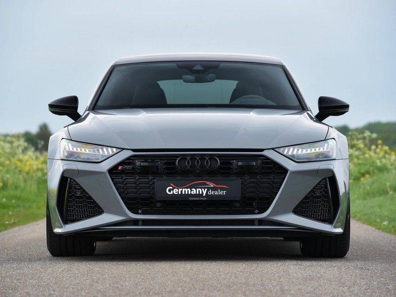 Audi RS7 Sportback 4.0TFSI 600pk Quattro Black Optic Laser-Led Softclose Head-Up Leder-dash RS-Zetels 22-Inch 360Camera afbeelding 10