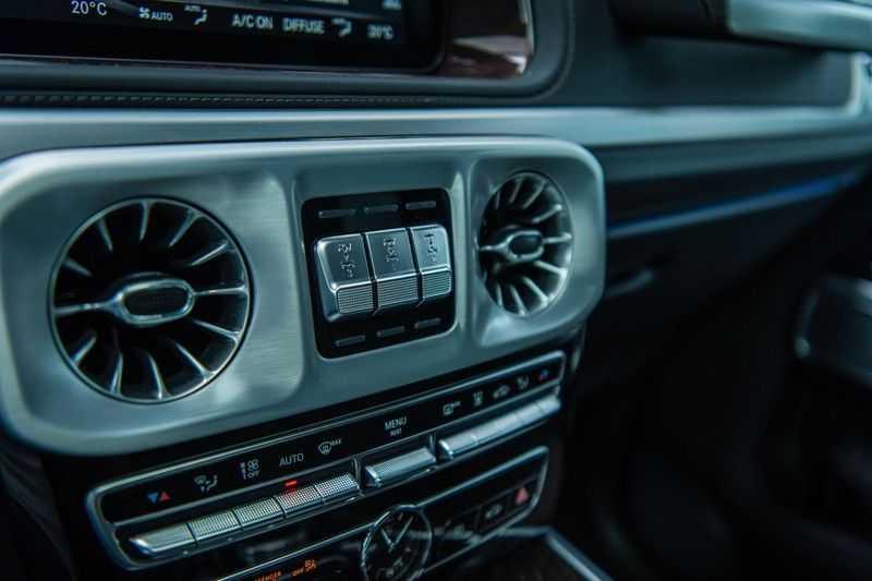 Mercedes-Benz G-Klasse G500, 421 PK, AMG-Line, G/Manufaktur Exklusiv, Distronic Plus, DAB, Widescreen, Standkachel, AMG/Multi!! afbeelding 16