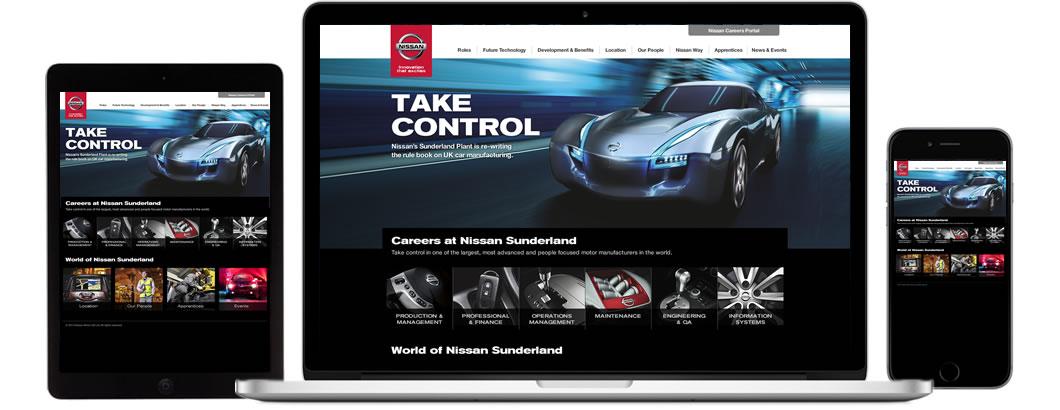 Nissan screenshots