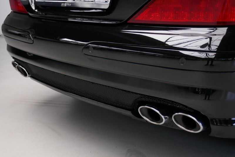 Mercedes-Benz SL-Klasse 65 AMG V12 afbeelding 21