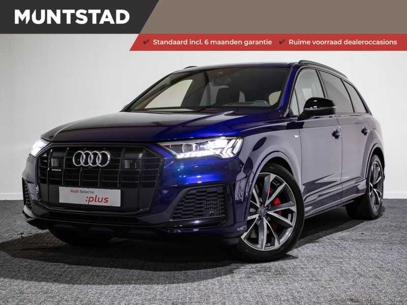 Audi Q7 60 TFSI e quattro Competition | Adaptive Air | Adapt.Cruise | Bose Premium Sound | Trekhaak  | Head-Up | Matrix LED | afbeelding 25