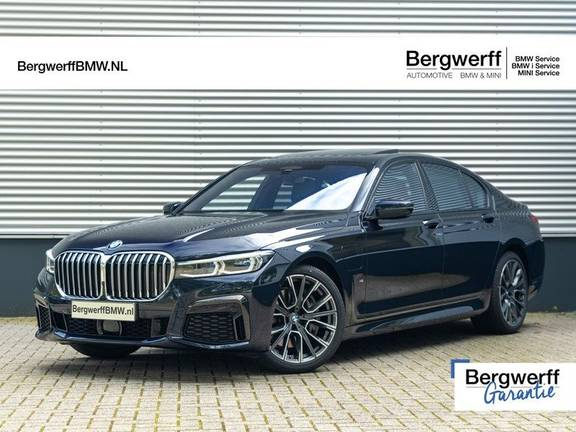 BMW 7 Serie 745e High Executive - M-Sport - 4x Comfortzetel - Stoelventilatie - Volleder