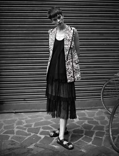 Elisabetta Cavatorta Stylist - Jacob Sadrak & Carrol Cruz - Vanidad Spain