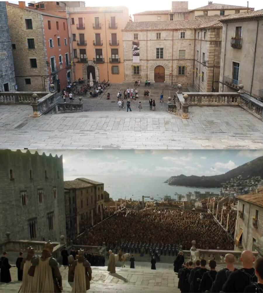 Game of Thrones Comparison Number 1