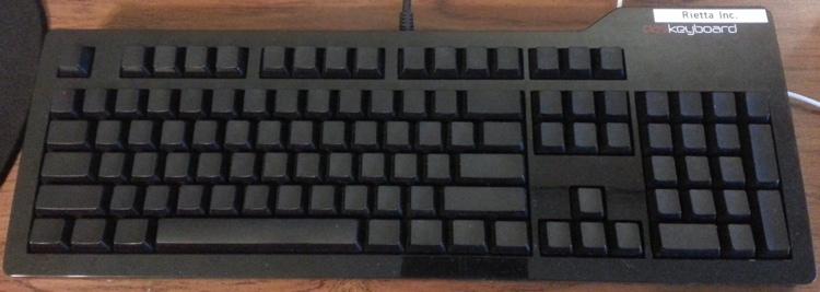 Frank's DAS Keyboard Ultimate