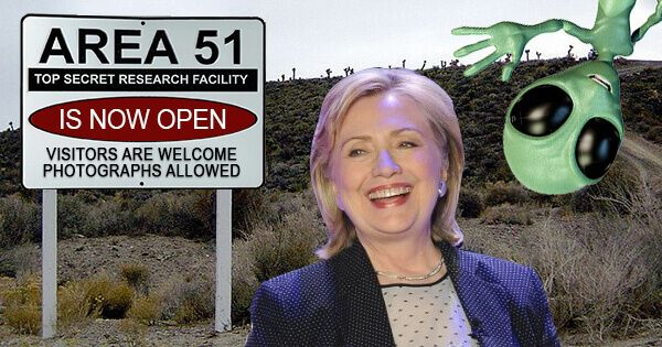 hillary-clinton-plans-to-open-area-51-to-public