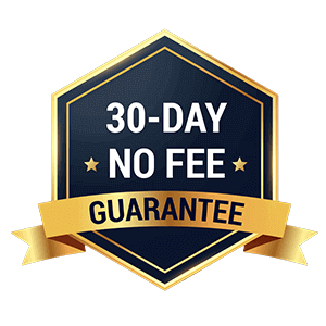 30-Day No Fee Guarantee