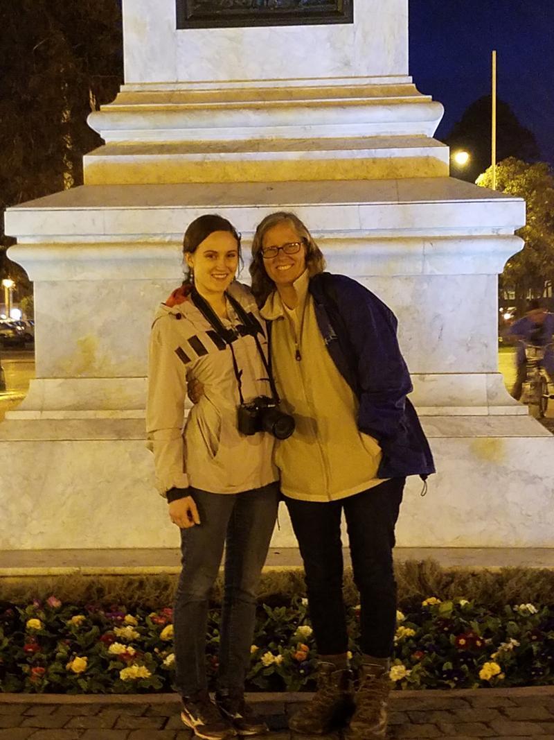 Plaza de Los Heroes Rancagua