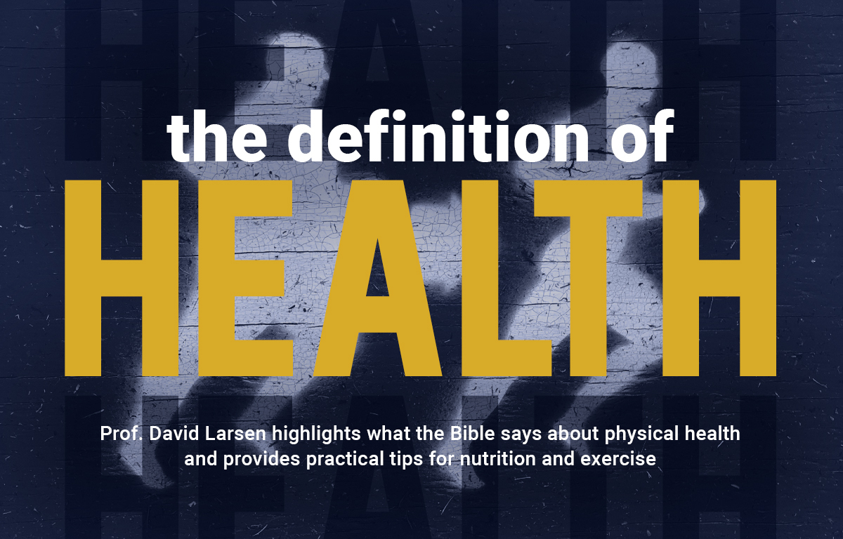 The Definition of Health Preview Image