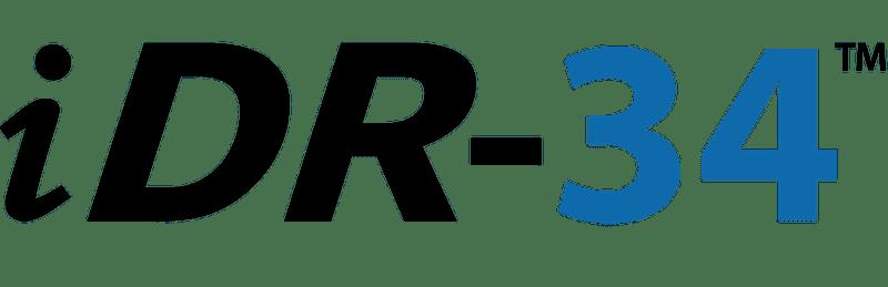 iDR34 logo