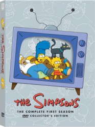 cover The Simpsons - S1