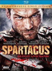 cover Spartacus: Blood and Sand (S1)