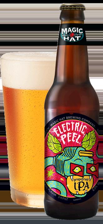 Electric Peel Bottle & Pint