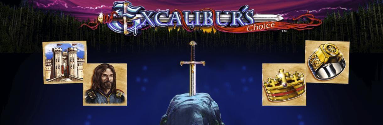 excaliburs choice merkur slot banner