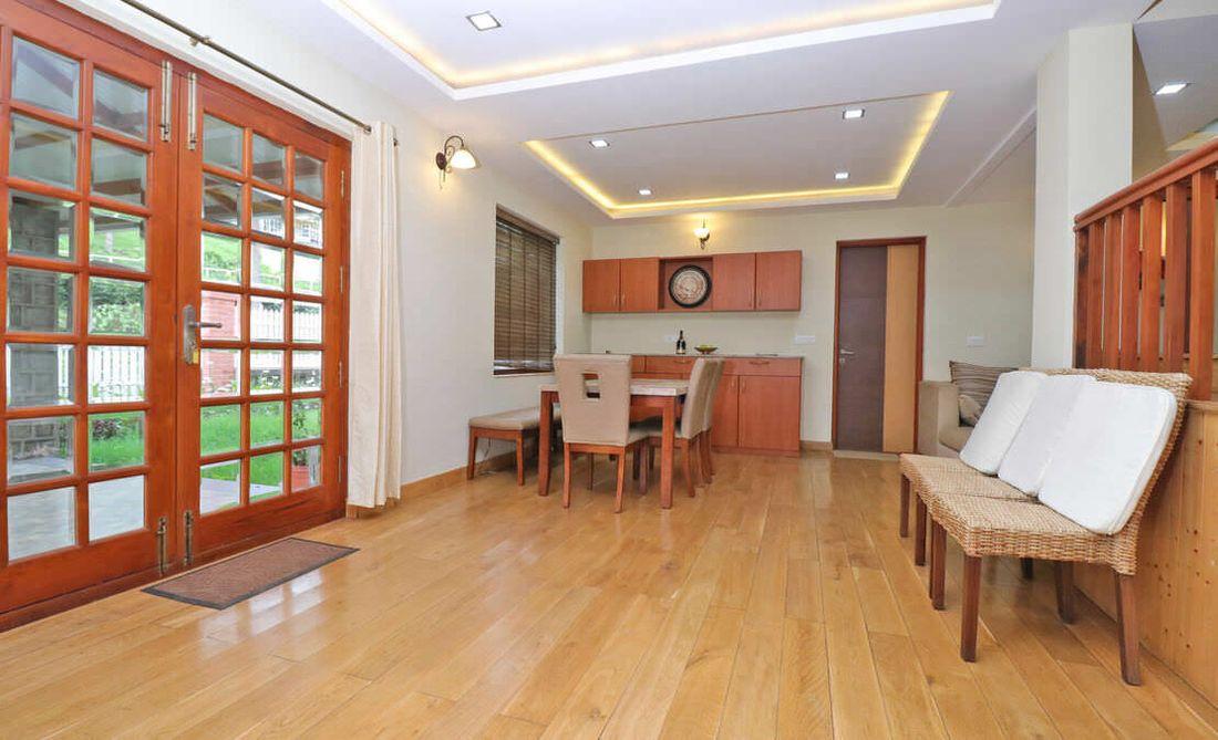 Vitrag Group Fulbari Wooden flooring