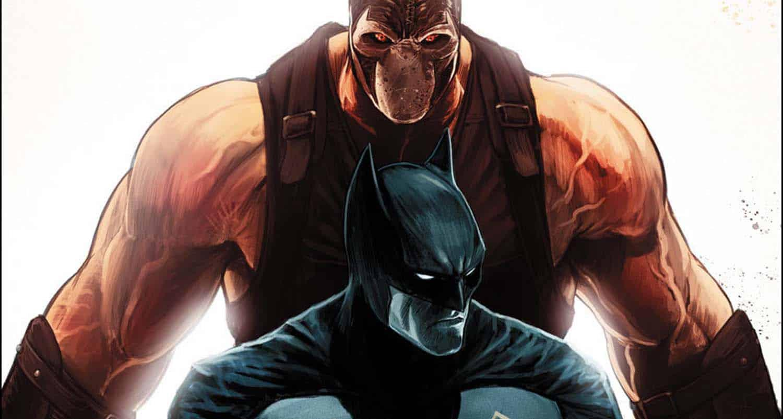 Bane cerca Batman A Queda do Morcego Completa
