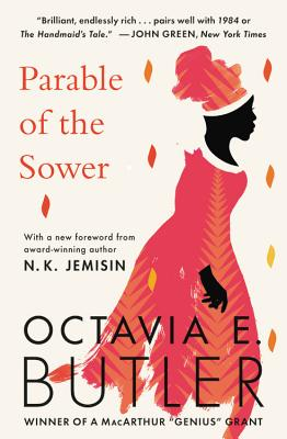 The cover of Parable of the Sower by Octavia E. Butler