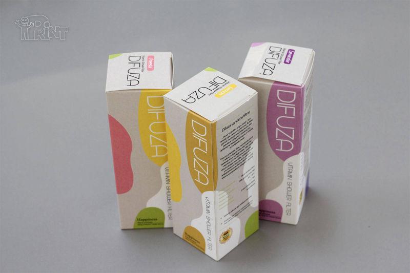 Dėžučių dizainas