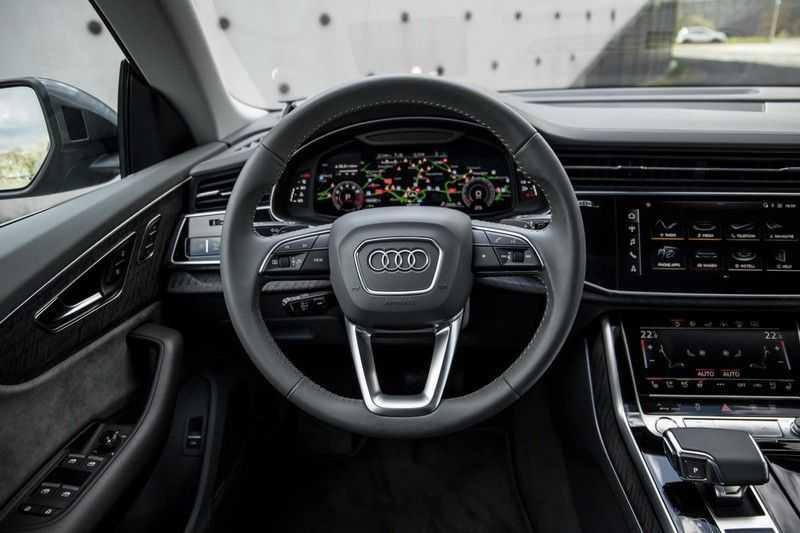 Audi Q8 55 TFSI quattro 340PK | Pano.dak | S-Line | 360 Camera | Adapt.cruise | Head-Up | B&O Advanced Sound | Massage/ventilatie/verwarmde Stoelen | Matrix LED | Full option | afbeelding 19
