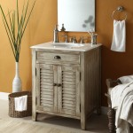Cottage look Abbeville Bathroom Sink vanity Model CF28323