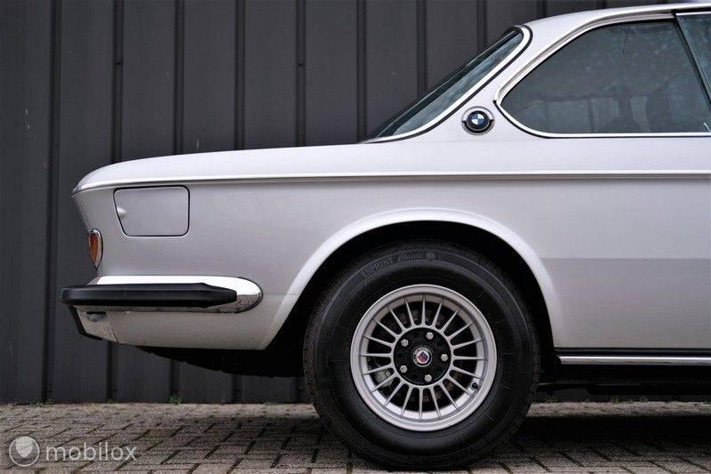 BMW 3.0 CSi coupé | Handgeschakeld | Gerestaureerd afbeelding 9