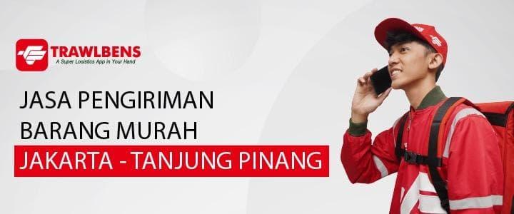 Jaminan Jasa Cargo Termurah Jakarta ke Tanjung Pinang