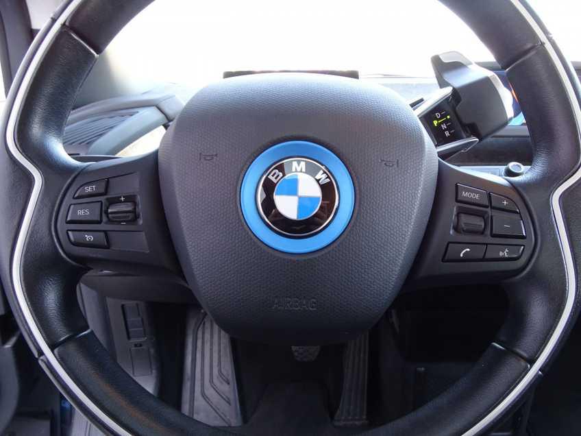 BMW i3 Basis Comfort Advance 22 kWh Marge Warmtepomp Navigatie Clima Cruise Panorama *tot 24 maanden garantie (*vraag naar de voorwaarden) afbeelding 3