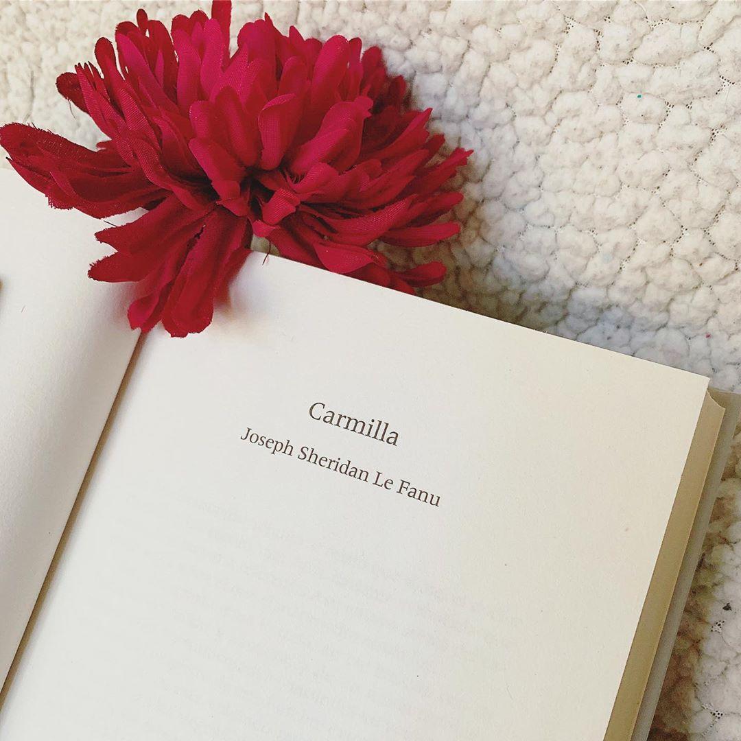 """Imagen de Reseña de """"Carmilla"""", de Joseph Sheridan Le Fanu"""