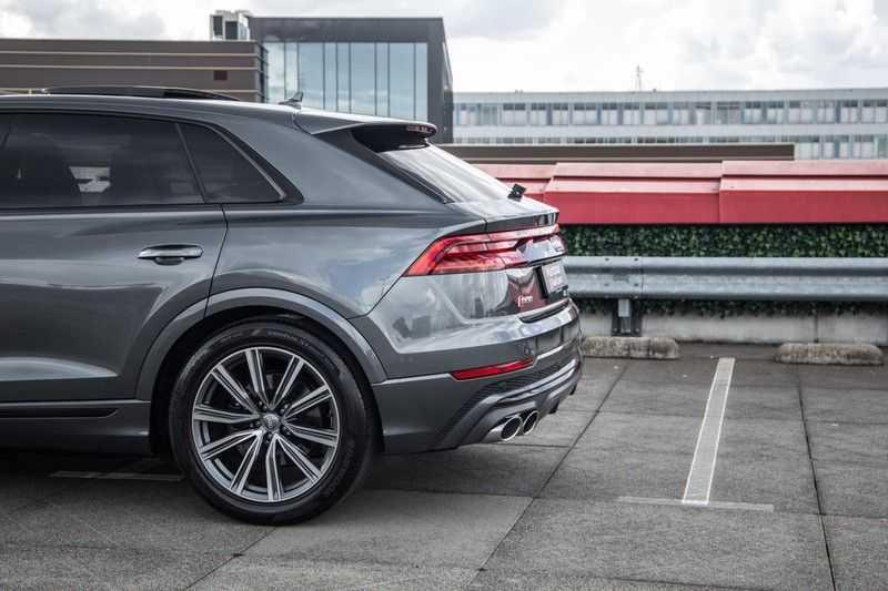 Audi SQ8 4.0 TDI quattro | 435PK | Sportdifferentieel | B&O | Alcantara hemel | Assistentiepakket Tour & City | Vierwielbesturing afbeelding 5
