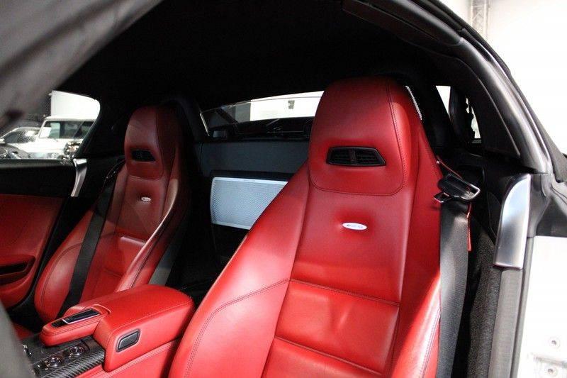 Mercedes-Benz SLS Roadster 6.3 AMG Carbon in/exterieur, B&O afbeelding 10