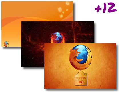 Firefox theme pack