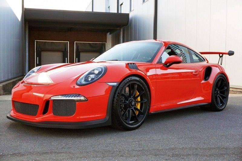 Porsche 911 4.0 GT3 RS *Lift *918 seats *PCCB afbeelding 2