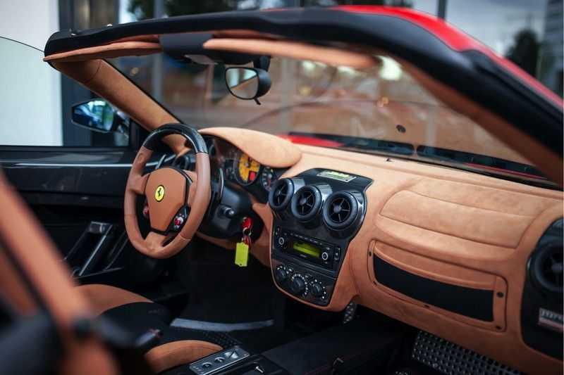 Ferrari F430 4.3 V8 Scuderia Spider 16M afbeelding 2