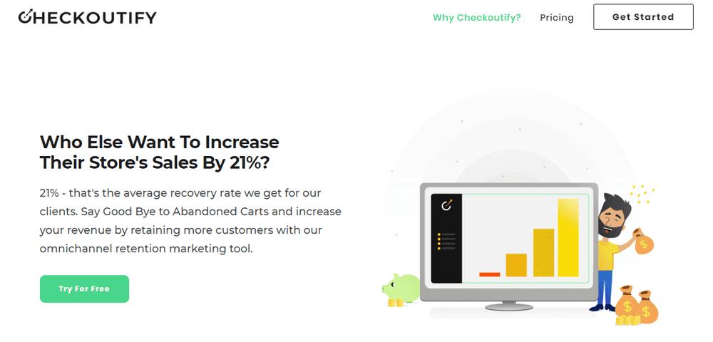 Checkoutify