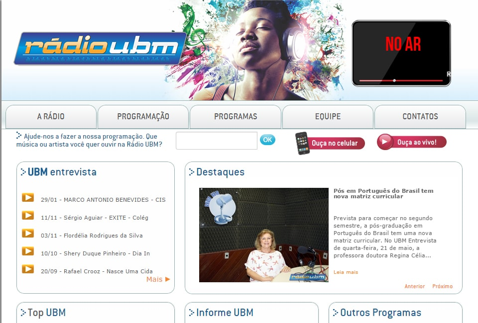 Rádio UBM