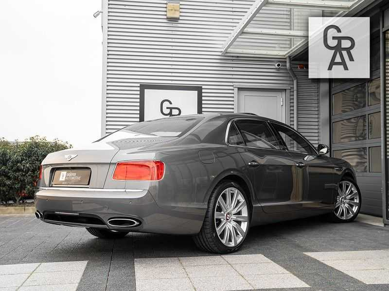 Bentley Flying Spur 6.0 W12 afbeelding 9