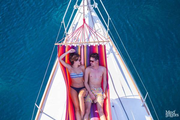Discover the delights of a sailing holiday…