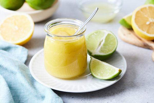 How to Make a Simple No Fail Citrus Curd