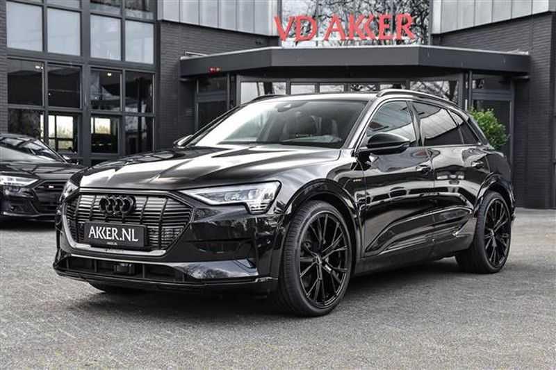 Audi e-tron 55 QUATTRO PANO.DAK+360CAM+HEADUP+B&O afbeelding 22