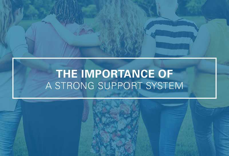 The Importance of a Strong Support System