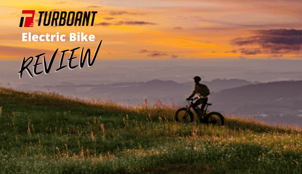 Turboant Fat Tire Electric Bike Review