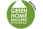 Green Home Builders of the Triangle Logo