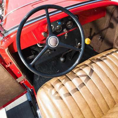 Chevrolet Confederate Sports Roadster 1932 6