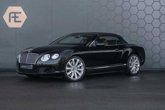 Bentley Continental GT 6.0 W12 GTC Dealer onderhouden, Mulliner,