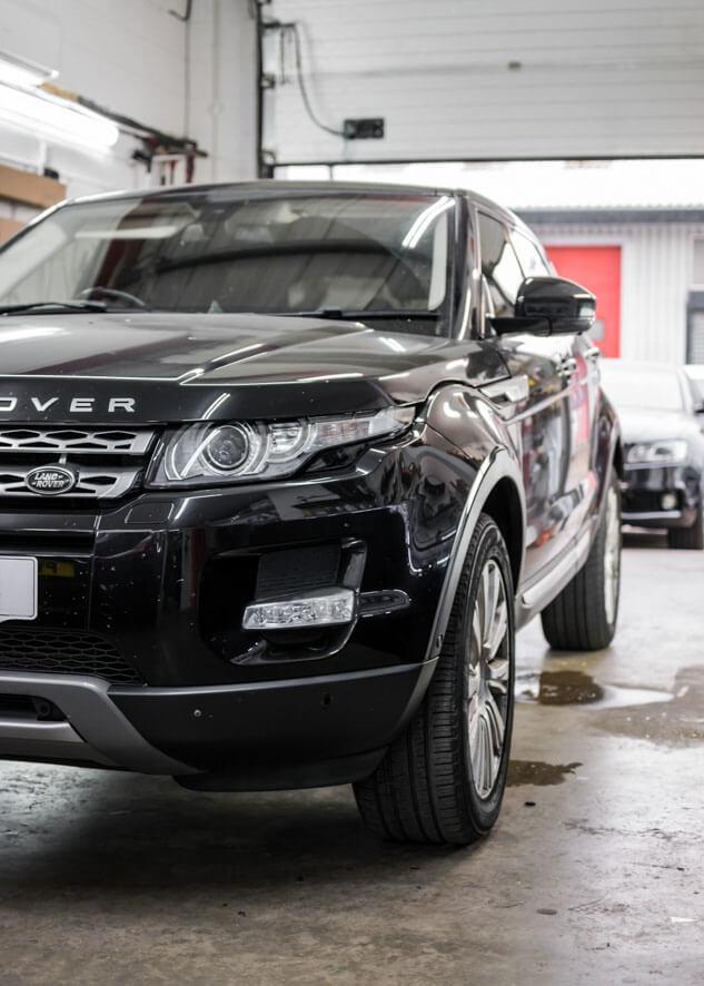 Range Rover Evoque Window Tinting