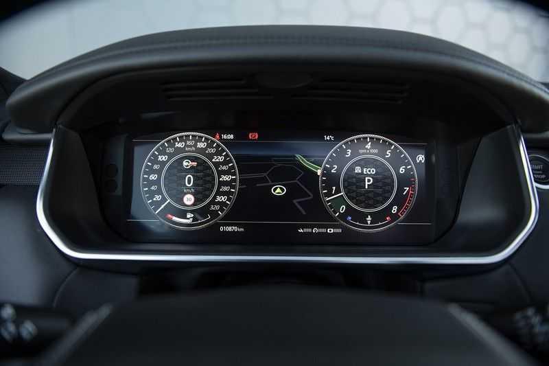 Land Rover Range Rover Sport SVR 5.0 V8 SC Meridian Reference Audio + Head Up + 360 Camera + Gekoelde/Verwarmde voorstoelen + Verwarmde  Achterbank + Carbon Motorkap Met Luchthappers + Ambianceverlichting afbeelding 23