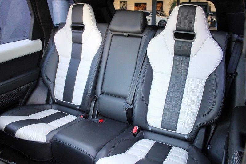 "Land Rover Range Rover Sport 5.0 V8 SVR Pano, 23"", Schaalstoelen, Carbon, afbeelding 4"