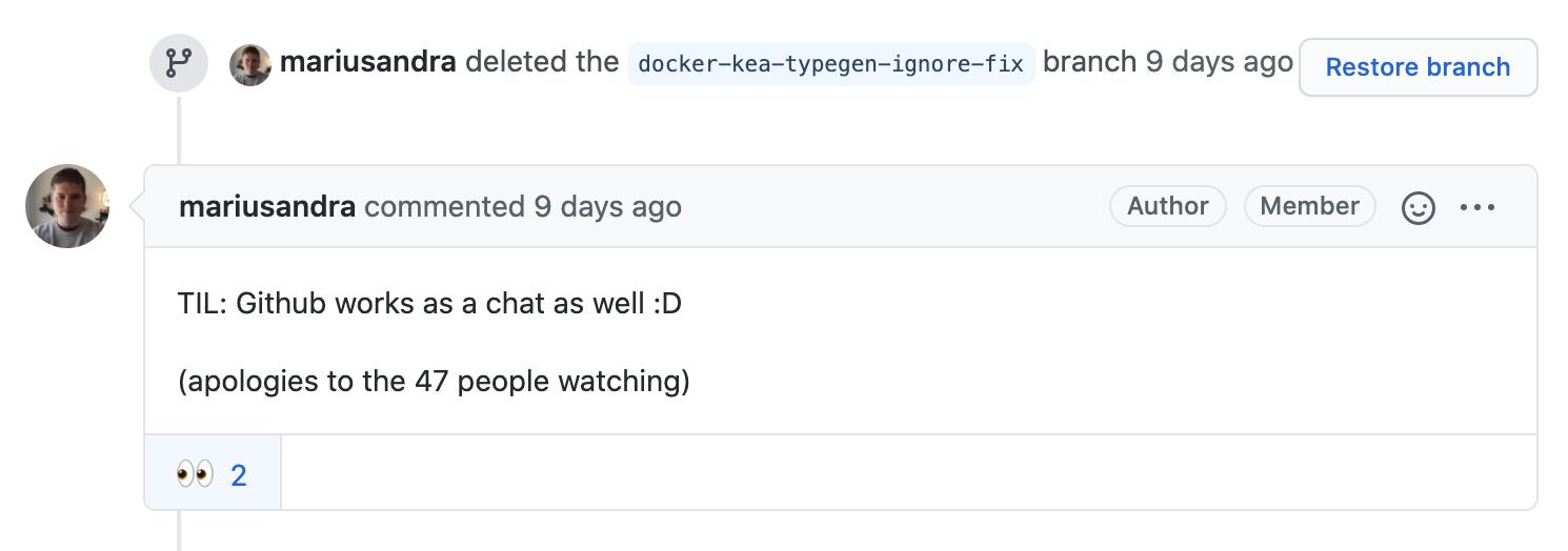 GitHub Chat
